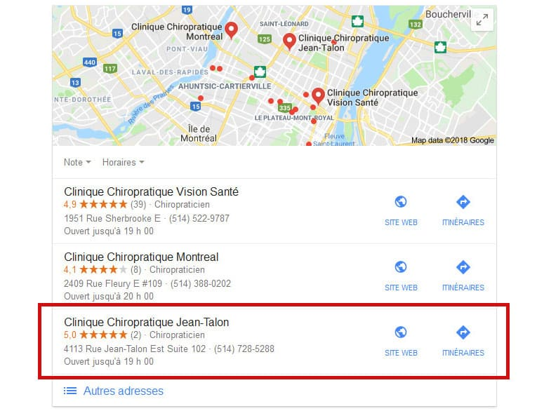 "Google Updates The ""Local Pack"" Showing 3 Results Instead Of 7"